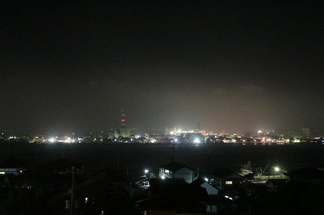 波崎灯台跡公園(銚子を望む)