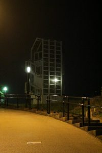 波崎灯台跡公園展望台