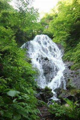 不動の滝(開運出世の滝)