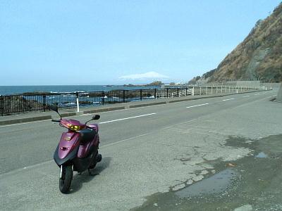 SUPER JOG ZR 日本海・鳥海山 2