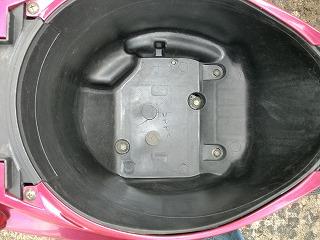 SUPER JOG ZR バッテリー