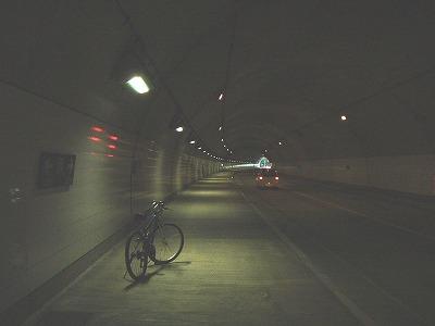 加茂坂トンネル
